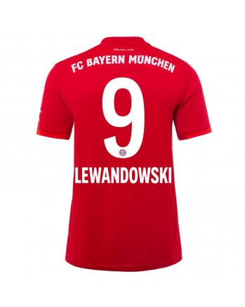 Bayern Munchen Home LEWANDOWSKI Soccer Jersey 2019-20
