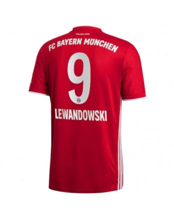 Bayern Munchen Home LEWANDOWSKI Soccer Jersey 2020-21
