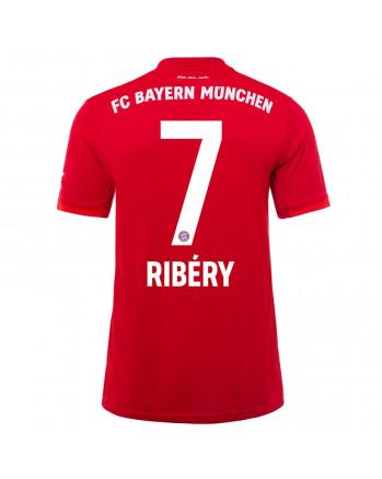 Bayern Munchen Home RIBERY Soccer Jersey 2019-20