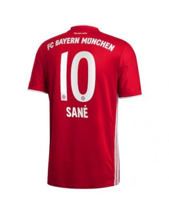 Bayern Munchen Home SANE Soccer Jersey 2020-21
