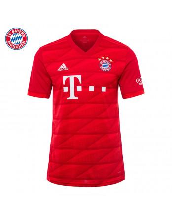 Bayern Munchen Home Soccer Jersey 2019-20