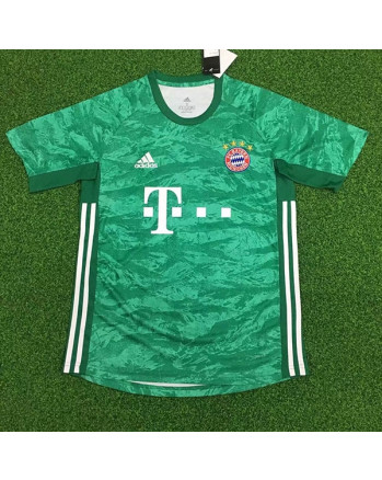 Bayern Munich Home Goalkeeper Soccer Jersey 2019-20