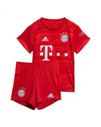 Bayern Munich Home Kids Soccer Kit 2019-20