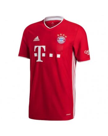 Bayern Munich Home Soccer Jersey 2020-21