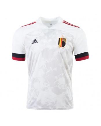 Belgium Away Soccer Jersey 2020-21