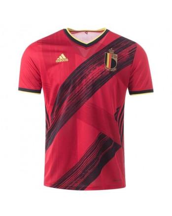 Belgium Home Soccer Jersey 2020