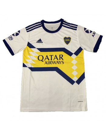 Boca Juniors Away Soccer Jersey 2020-21