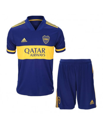 Boca Juniors Home Kids Soccer Kit 2020-21