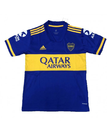 Boca Juniors Home Soccer Jersey 2020-21