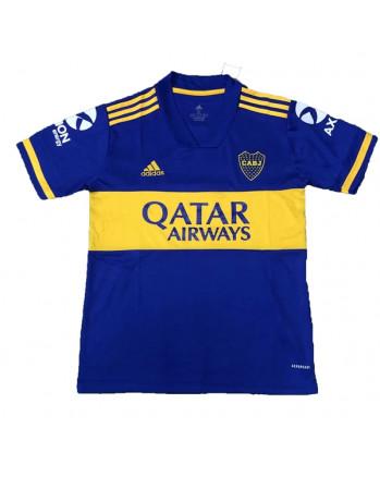 Boca Juniors Home Soccer Jersey 2020-21