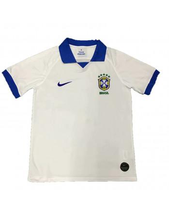 Brazil Away Soccer Jersey 2019-20