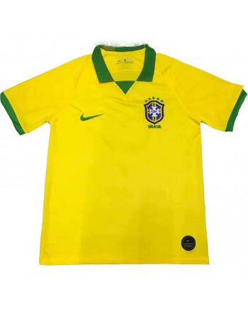 Brazil Home Soccer Jersey 2019-20