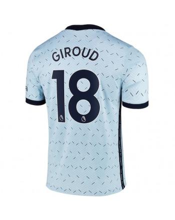 Chelsea Away GIROUD Soccer Jersey 2020-21