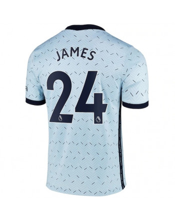 Chelsea Away JAMES Soccer Jersey 2020-21