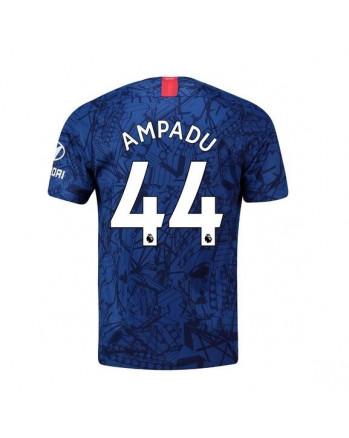 Chelsea Home Ampadu Soccer Jersey 2019-20