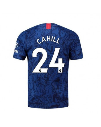 Chelsea Home Cahill Soccer Jersey 2019-20