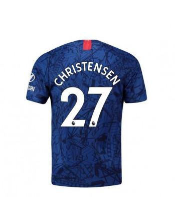 Chelsea Home Christensen Soccer Jersey 2019-20
