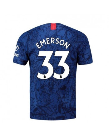 Chelsea Home Emerson Soccer Jersey 2019-20