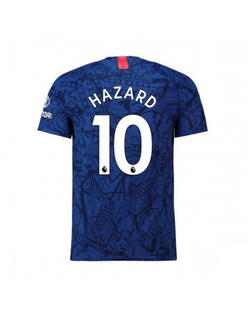 Chelsea Home HAZARD Soccer Jersey 2019-20
