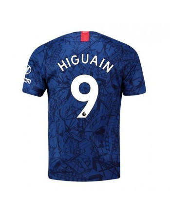 Chelsea Home Higuain Soccer Jersey 2019-20