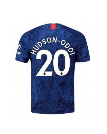 Chelsea Home Hudson-Odoi Soccer Jersey 2019-20