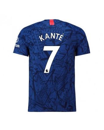 Chelsea Home KANTE Soccer Jersey 2019-20