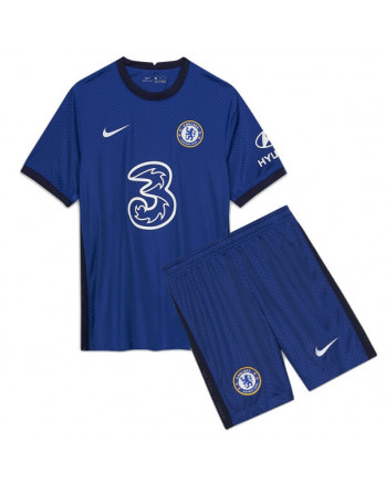 Chelsea Home Kids Soccer Kit 2020-21