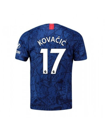 Chelsea Home Kovacic Soccer Jersey 2019-20