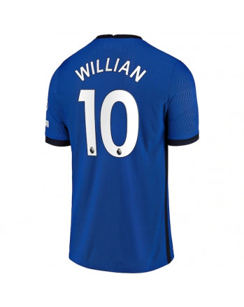 Chelsea Home WILLIAN Soccer Jersey 2020-21