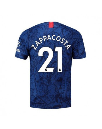 Chelsea Home Zappacosta Soccer Jersey 2019-20