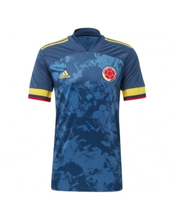 Colombia Away Soccer Jersey 2020
