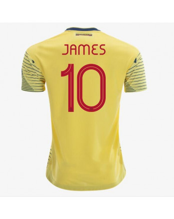 Columbia Home JAMES Soccer Jersey 2019-20