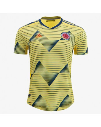 Columbia Home Soccer Jersey 2019-20
