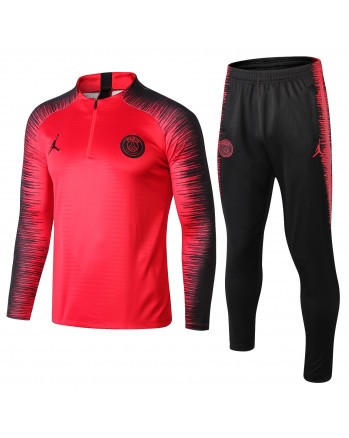 PSG Red Training Tracksuit 2018-19