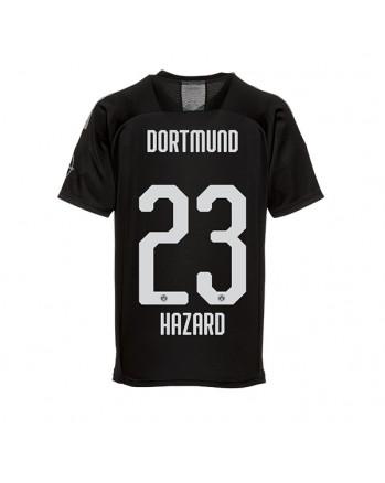 Dortmund Away HAZARD Soccer Jersey 2019-20