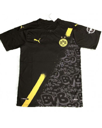 Leaked Dortmund Away Soccer Jersey 2020-21