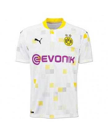 Dortmund Third Away Soccer Jersey 2020-21