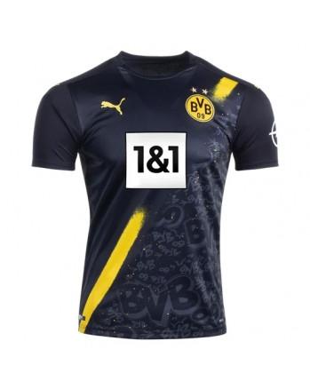 Dortmund Away Soccer Jersey 2020-21