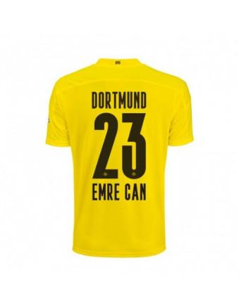 Dortmund Home EMRE CAN Soccer Jersey 2020-21