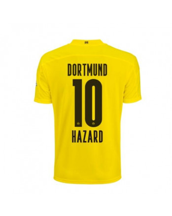 Dortmund Home HAZARD Soccer Jersey 2020-21