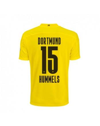 Dortmund Home HUMMELS Soccer Jersey 2020-21