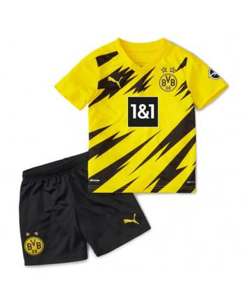 Dortmund Home Kids Soccer Kit 2020-21