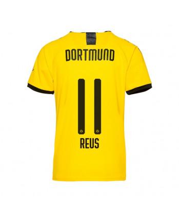 Dortmund Home REUS Soccer Jersey 2019-20