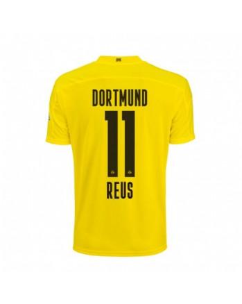 Dortmund Home REUS Soccer Jersey 2020-21