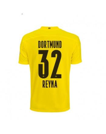 Dortmund Home REYNA Soccer Jersey 2020-21