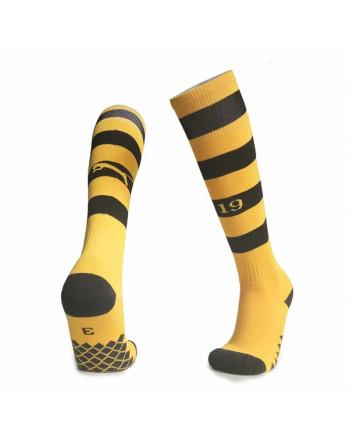 Dortmund Home Soccer Socks 2019-20