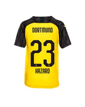 Dortmund UCL CUP HAZARD Soccer Jersey 2019-20