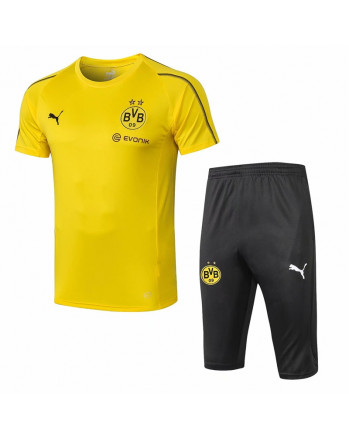 Dortmund Yellow Training Jersey And Shorts 2019-20