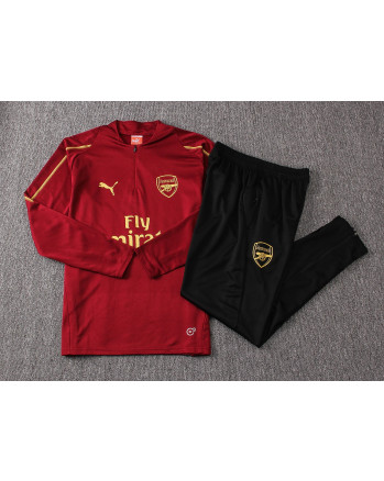 Arsenal red Training Tracksuit 2018-19