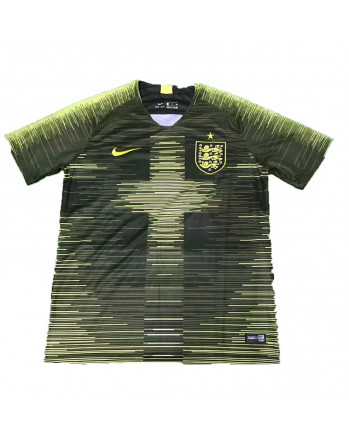 England EA Sport Yellow Soccer Jersey 2019-20
